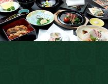 Japanese course dinner of the season