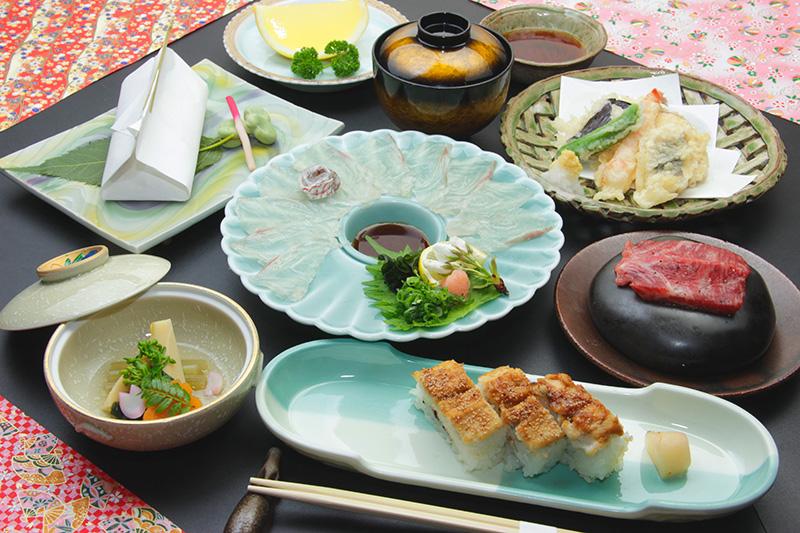 Japanese course dinner(standard)